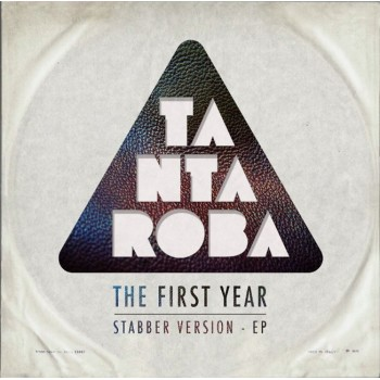 Tanta Roba - CD - The First Year, Stabber version EP