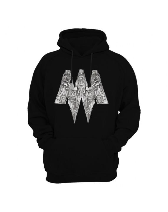 Madman - MM 2.0 Black Hoodie