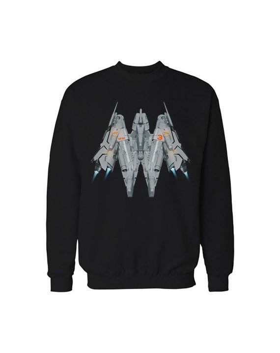 MadMan - 3.0 Black Sweater