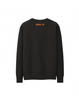 MadMan - 3.0 Black Sweater