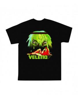 Gemitaiz & Madman - Veleno VII (LIMITED EDITION) - Black Tee