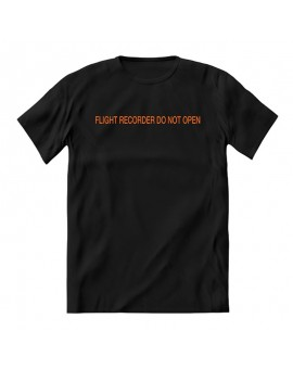 "Gemitaiz & Madman - ""FLIGHT RECORDER"" Tee"