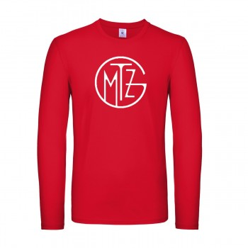 Gemitaiz - Classic Logo Long-sleeves Tee