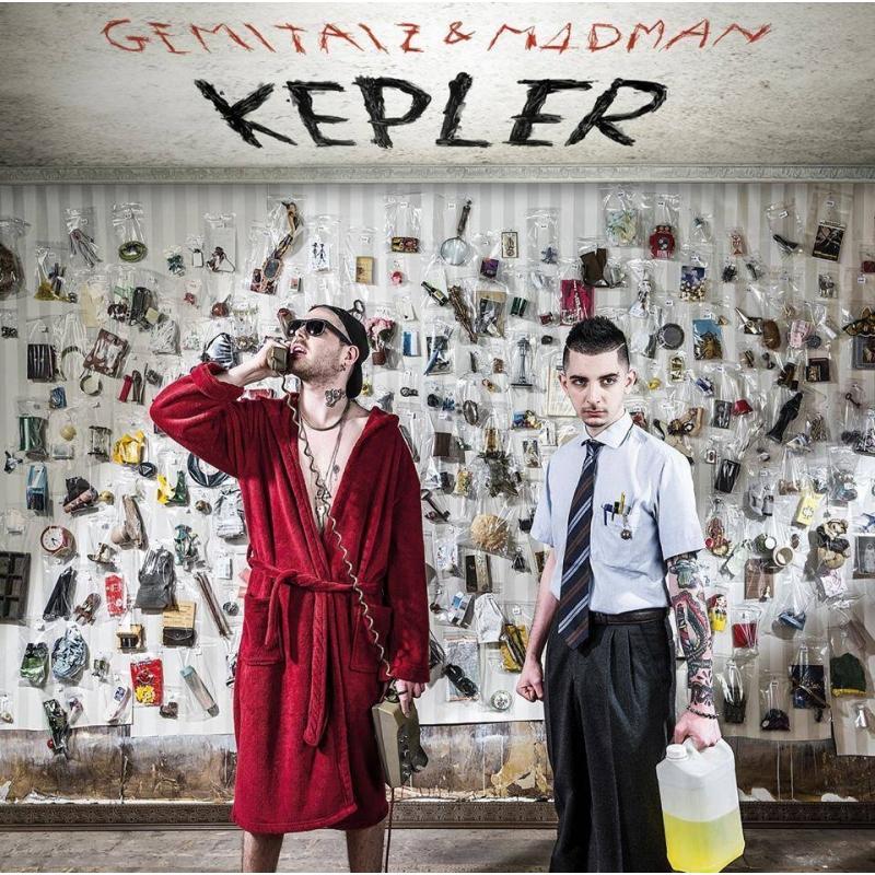 Gemitaiz e Madman - CD - Kepler