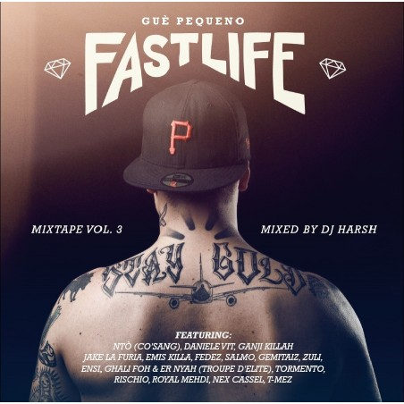 Guè - CD - Fastlife Vol.3